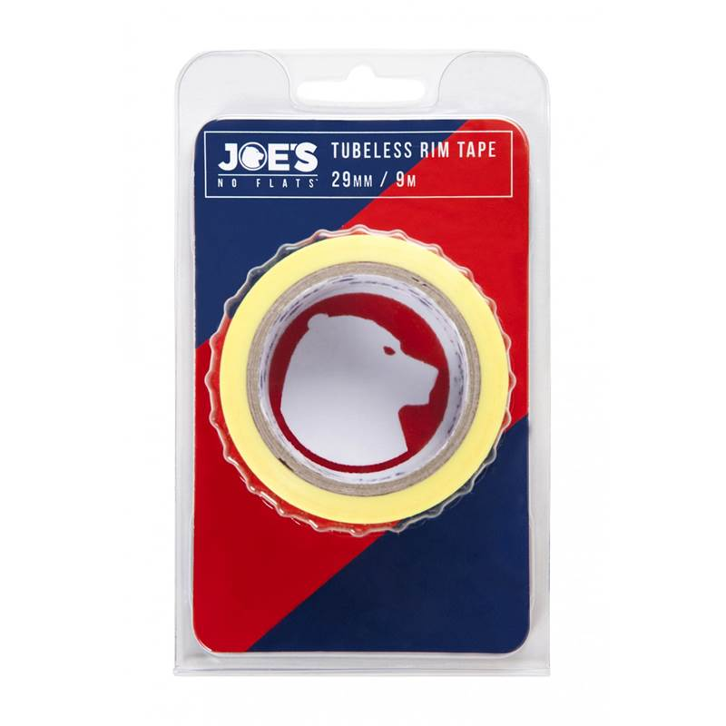 No Flats Fond de jante Tubeless 9m x 33mm