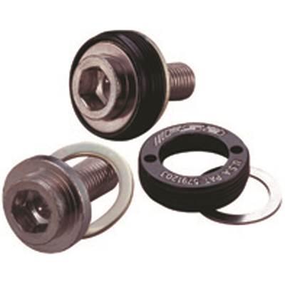 Fsa Vis de serrage de manivelle QR01 M8 acier (paire)
